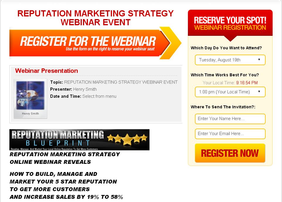 Register For The Next Webinar Event