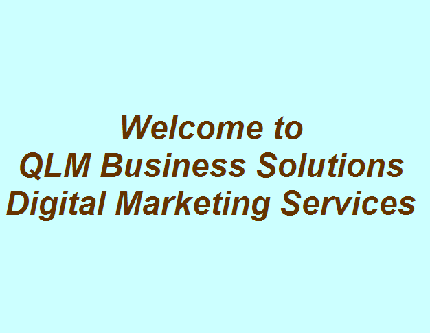 Welcome QLM Business Solutions
