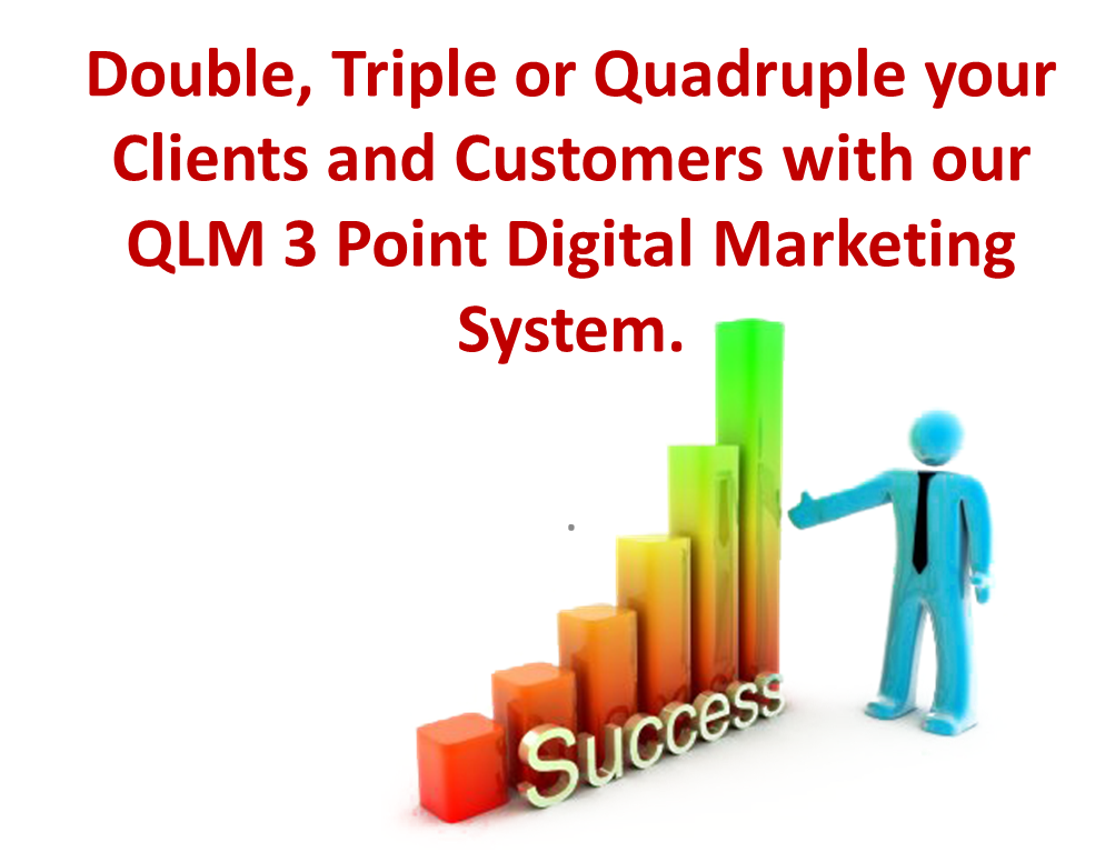 QLM 3 Point Marketing System